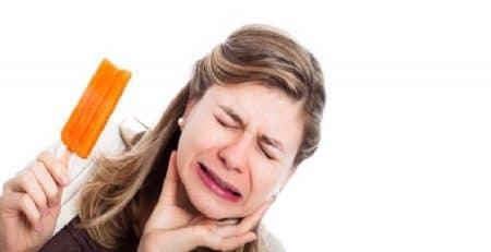 دندان های حساس